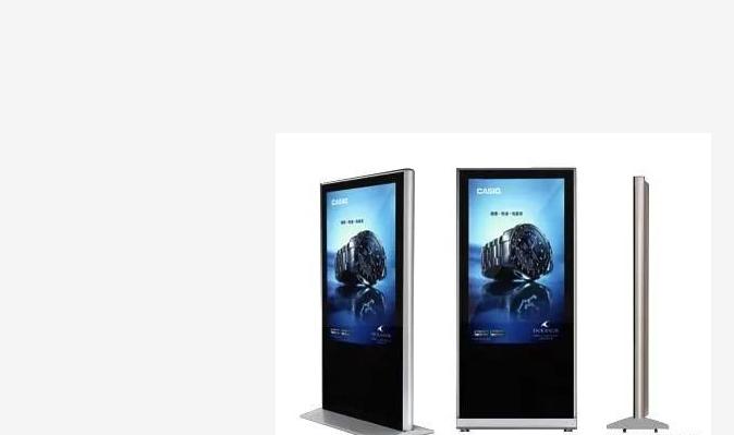 立式液晶广告机播放没有声音的处理方法