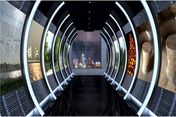 多媒体展厅应用于各类展馆!
